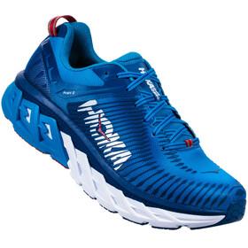Hoka One One Arahi 2 - Chaussures running Homme - bleu